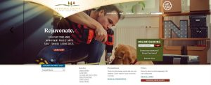 Heritage Grove Federal Credit Union home page